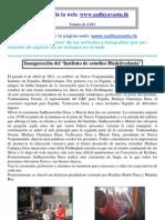 Boletín de la web Verano 2011