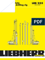 Hydraulic Diagram for Liebherr 544