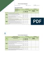 Ficha de Avaliação de Diagnóstico (até aos 35 meses)