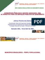 Consorcios Gestao Associada Salvador Johnny