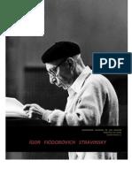 Ígor Stravinski blog