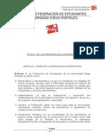 Proyecto Estatutos Fedep 2011 Definitivo