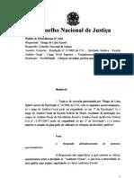 Decisão CNJ (atividade jurídica de AFT)