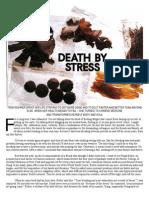 Death by Stress
