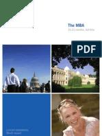 MBA London School of Business