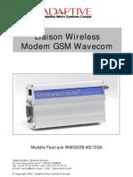 Wireless GSM Wavecom V1-2