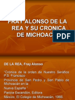 Fray Alonso de La Rea