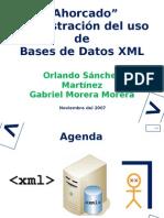 Ahorcado - Demostración Del Uso de Bases de Datos XML