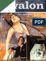 Revista Avalon, enigmas y misterios. Año I - Nº 3 - Septiembre de 2011