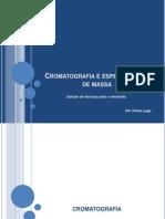 Cromatografia e Espectometria de Massa