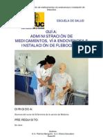 ENS2100 Medic Amen To Parenteral Fleboclisis 07