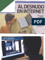 Reportaje El NuevoDia Privacidad en Internet