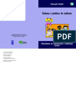 LIVRO - MEC - SURDEZ / LIBRAS