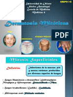 Dermatosis micotica