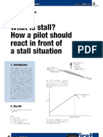 Safety First- Stall Recovery