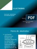 HORNO DE ELECTRODOS