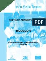 AA III Modulo 6