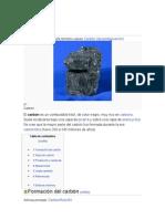Carbón aplicaciones