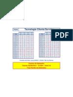 Notas TCS