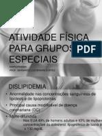 Atividade f%Cdsica Para Grupos Especiais
