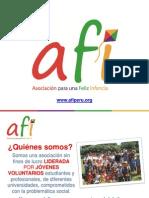 AFI Perú y el proyecto Pinoteca