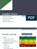 COMA-EXAMEN FÍSICO