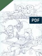 Bloop Sketchbook