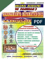 RAZONAMIENTO MATEMATICO  LA ENCICLOPEDIA 2012 RUBIÑOS (NUEVA VERSION)