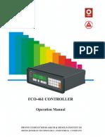 Fco-461 Operation English)