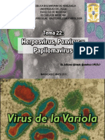 TEMA 22 Poxvirus y virus