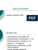Introduction to Symbian (1)