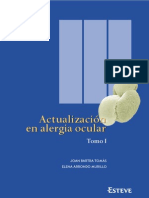 Actualización en Alergia Ocular - Tomo I, II & III