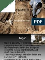Overpopulation in Niger