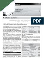 presentar la Información Financiera en el Balance General