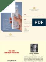 PDF - Guia Para Cotrolar Sus Gastos 2