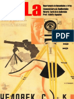 UNLa - Teoría de la Audiovisión - Cátedra Agopian - 1° Cuatrimestre 2011