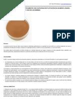 Patente Levaduras Modificadas Geneticamente Con Capacidad