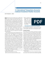 A Guide to the U.S. International Transactions Accounts