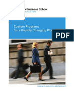 Columbia Business School - Custom Programs