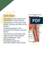Acute Tonsil Lo Pharyngitis Slide Show
