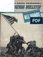 All Hands Naval Bulletin - Apr 1945
