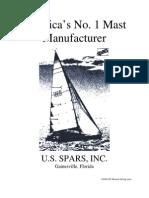 Manual In Mast Furling