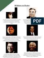 40 líderes 30 años