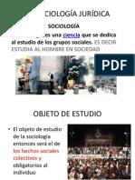 LA SOCIOLOGÍA JURÍDICA. examen 1