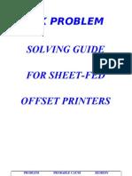 Ink Problem Solving Guide Offset