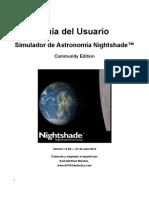 Nightshade User Guide ES