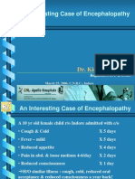 Interesting Case of Encephalopathy