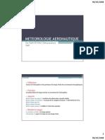 METEOROLOGIE AERONAUTIQUE