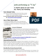 Victor Richards Black History Month Packages