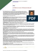 Interview of Sunil Bharati Mittal